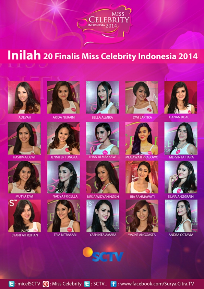 20 finalis Micel 2014